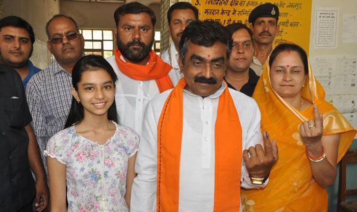 BJP's Jabalpur candidate Rakesh Singh