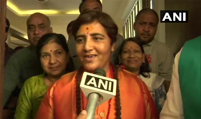 Pragya Thakur Replies to EC Notice, Says Never Defamed Martyr, Only Spoke of Torture