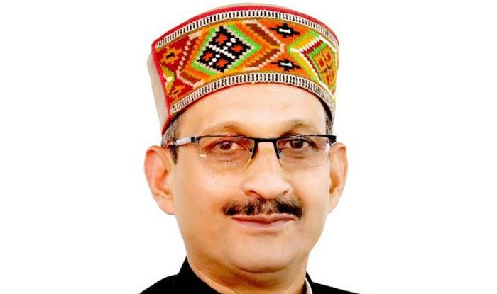 Himachal Pradesh BJP chief Satpal Singh Satti