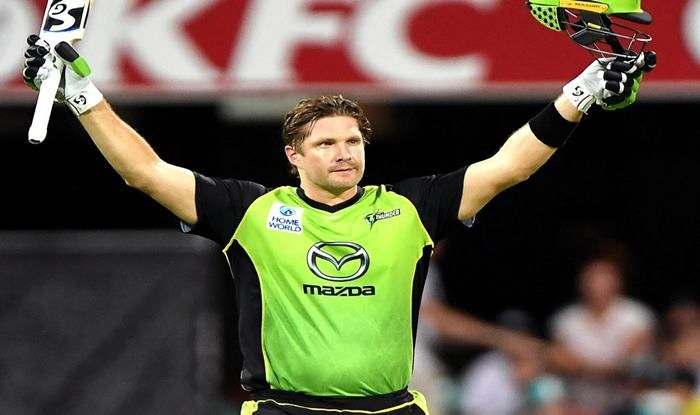 Shane Watson Retires From Big Bash League _picture credits-Official BBL twitter