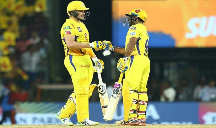 Shane Watson, IPL 2019, MS Dhoni, CSK vs SRH, Chennai Super Kings, Sunrisers Hyderabad, Indian Premier League, David Warner