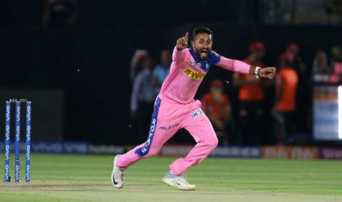 Shreyas Gopal, Hat-trick in IPL 2019, IPL 2019, Virat Kohli, AB de Villiers, Indian Premier League, Marcus Stoinis, Shreyas Gopal Hat-Trick, Latest Cricket Updates
