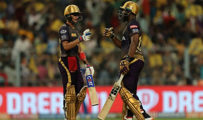 Shubman gill andre russell