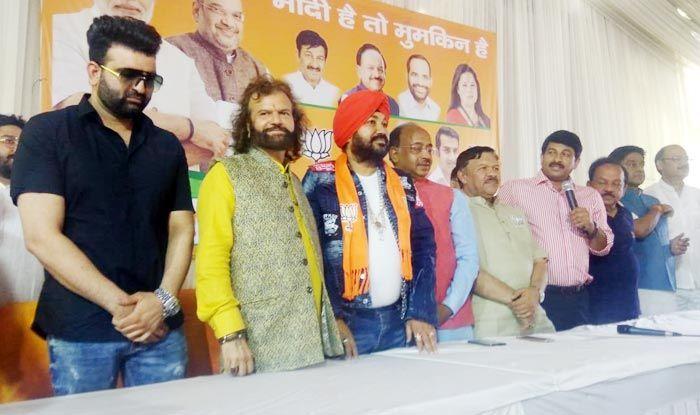Lok Sabha Polls: BJP Adds to Star Power as Daler Mehndi Joins Party