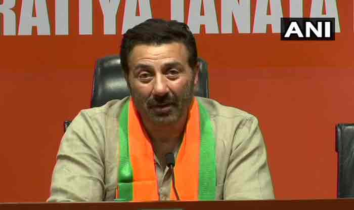 Sunny Deol Joins BJP
