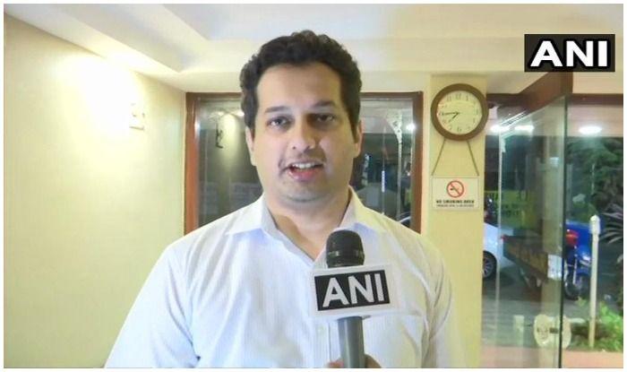 Goa by-poll: BJP Ditches Manohar Parrikar Son For Former MLA Sidharth Kuncalienker