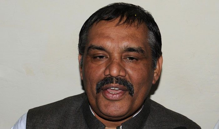 Union Minister of State Vijay Sampla