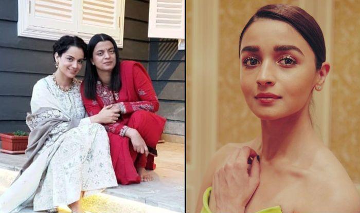 Kangana Ranaut's Spokesperson Rangoli Chandel Lashes Out at Alia Bhatt For Her 'Main Chup Rahugi' Comment