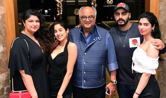 Arjun Kapoor on Supporting Boney Kapoor, Janhvi And Khushi During Sridevi's Death: Even my Mom Would've Wanted it