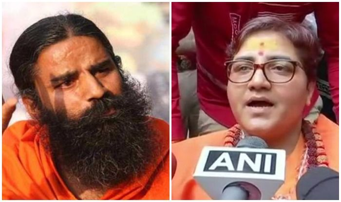 Nationalist Sadhvi Pragya Got Cancer Due to Torture in Jail: Ramdev