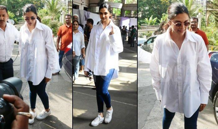 Jai Hind! Deepika Padukone Casts Vote And Shuts Those Who ...