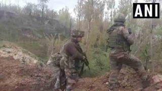 जम्मू-कश्मीर के पुलवामा में सुरक्षाबलों ने दो आतंकियों को किया ढेर, एक जवान शहीद