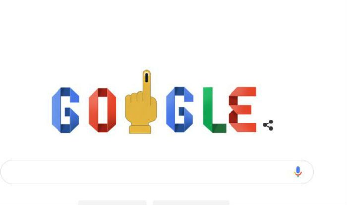 Lok Sabha Election Phase 4: Google Shares Voting Tips Again on India Elections 2019 With a Doodle