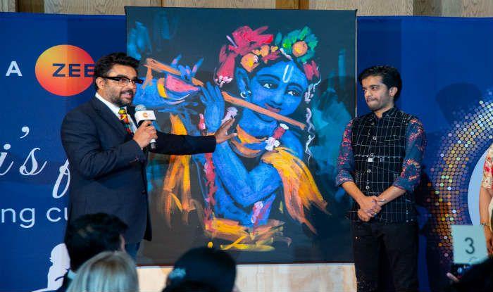 Zee TV USA Raises ,000 For Children's Cancer Hospital