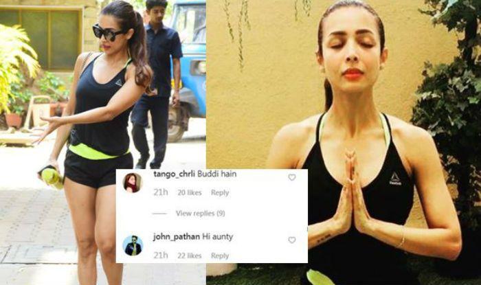 Malaika Arora Trolled Again For Wearing Shorts, Netizens Call Her 'Buddhi', 'Aunty'