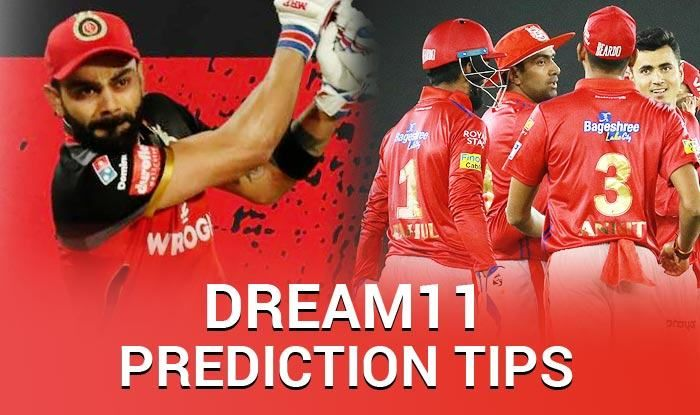 IPL 2019, RCB vs KXIP, Dream XI Predictions, Today Match Predictions,Today Match Tips, Today Match Playing xi, RCB playing xi, KXIP playing xi, dream 11 guru tips, Dream11 Predictions for today match, ipl RCB vs KXIP match Predictions, online cricket betting tips, cricket tips online, dream 11 team, my team 11, dream11 tips, Indian Premier League
