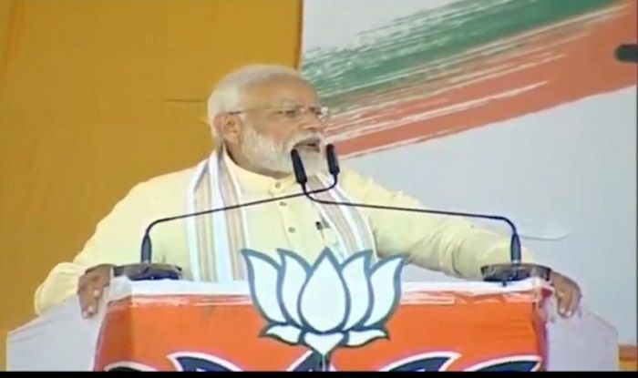 PM in Dindori: We Worked For Holistic Development