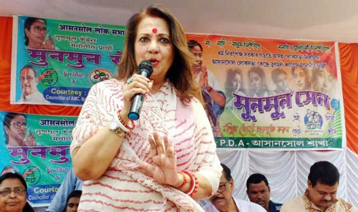 Bed Tea Came Late, Overslept: TMC's Moon Moon Sen's Reason For Not Knowing About Poll Violence
