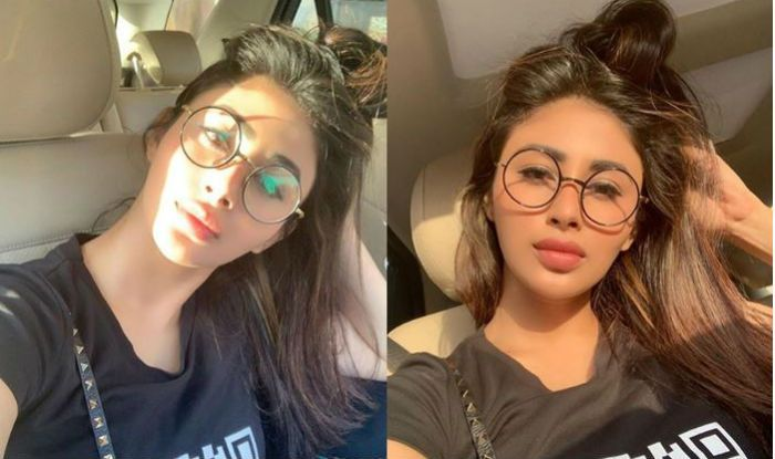 Mouni Roy Looks Hot as She Flaunts Inner Beauty in a Sunkissed Picture With Round Specs