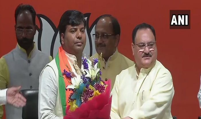 Putting Speculation to Rest, Nishad Party MP From UP's Gorakhpur Joins BJP