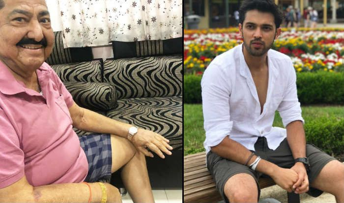 Parth Samthaan Writes an Emotional Post For His Late Father, Recalls The Last Time he Saw Him Smiling
