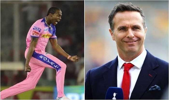 Michael Vaughan, Jofra Archer, ICC World Cup 2019, World Cup 2019, England WC Squad, England Cricket Team