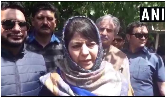 Modi Should Leave Kashmir if he Thinks Special Status Has Caused Loss to State: Mehbooba