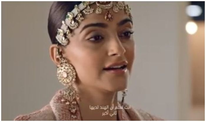 Sonam Kapoor's Viral Video Connecting The Middle East And India in 'Cultural Relationship' Wins Hearts