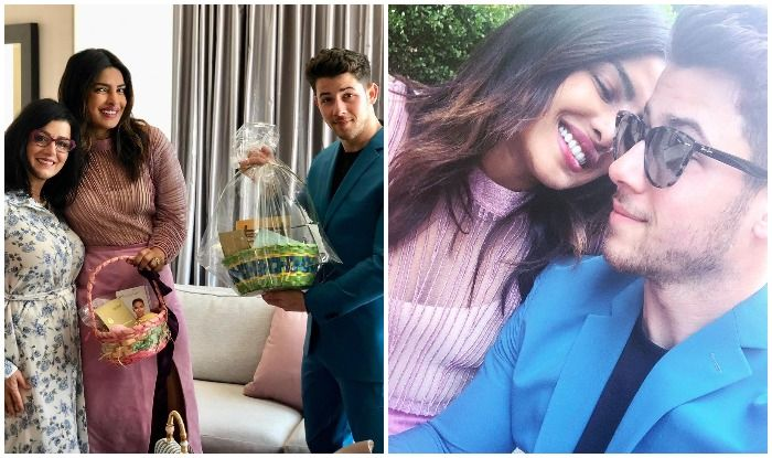 Priyanka Chopra, Nick Jonas Look Cuter Than Easter Bunnies And THESE Pictures Dripped in Festive Spirit Are Proof!