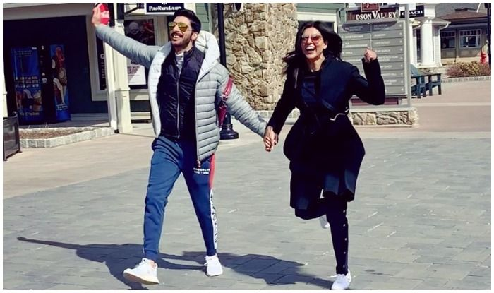 Rohman Shawl's Cheesy Message For Sushmita Sen Drips With Romance, Viral Picture Melts Fans Hearts