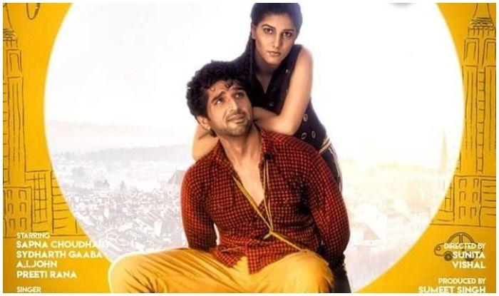 Haryanvi Sensation Sapna Choudhary Amps up Hotness Quotient in New Song Beta Tumse Na Ho Payega