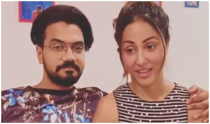 Hina Khan-Rocky Jaiswal Look a 'Hot Mess' in Latest Video, Fans Take Note of Their Sizzling Chemistry