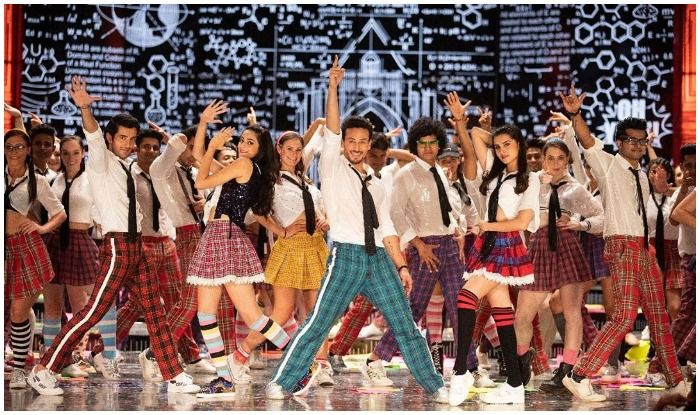 Tiger Shroff, Tara Sutaria, Ananya Panday Groove to The Jawaani Song From SOTY 2