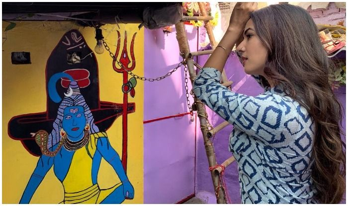 Paltan Actor Sonal Chauhan's Viral Picture Thanking Shiva For Answering 'Unspoken Words' is Any Devotee Ever!