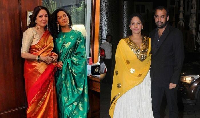 Neena Gupta, Masaba Gupta, Madhu Mantena