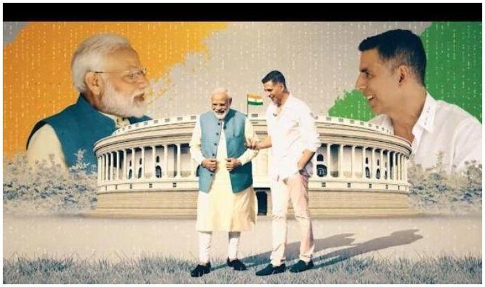 Akshay Kumar Indulges in a Freewheeling Chat With PM Modi, Watch Tomorrow at 9 AM