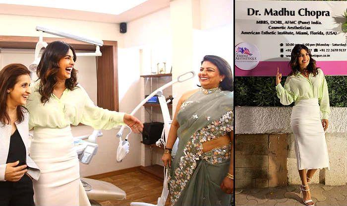 Priyanka Chopra Wishes Mom Madhu Chopra For Her New Venture With This Lovely Post