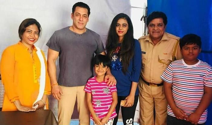 Welcome Telugu Comedian Ali Basha as Chulbul Pandey's Right Hand in Salman Khan's Dabangg 3