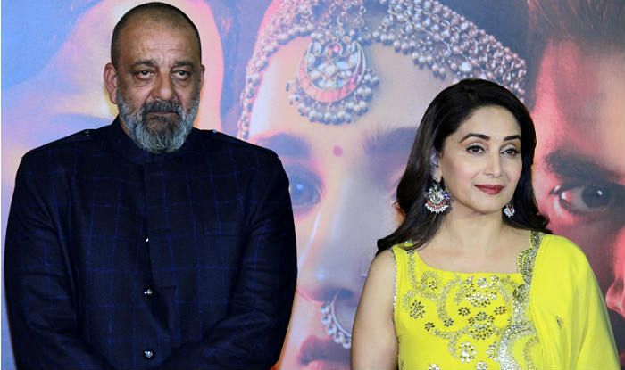 Sanjay Dutt Finally Reveals he Was 'Nervous' Working With Madhuri Dixit After 25 Years in Kalank
