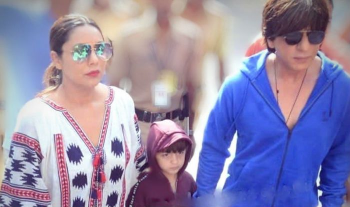 Shah Rukh Khan Reveals Why he Took Son AbRam Khan to Polling Booth While Casting Vote