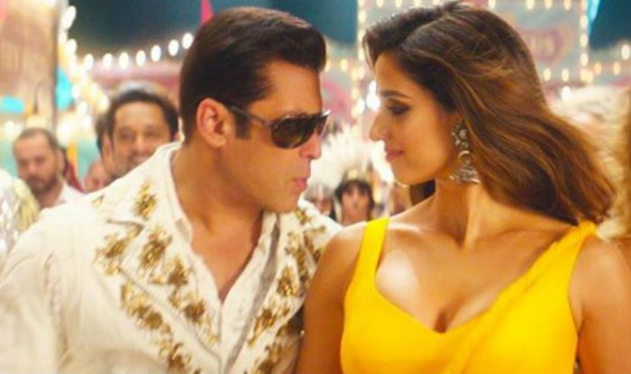 Disha Ptani and Salman Khan from the song 'Slow Motion'