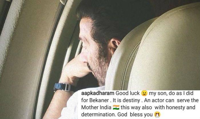 Sunny Deol Makes an Interesting Instagram Post But It's Daddy Dharmendra's Comment That Steals The Show