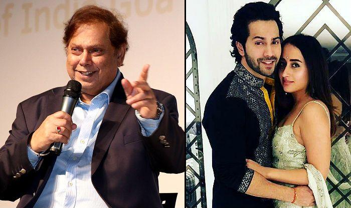 David Dhawan Finally Confirms Varun Dhawan And Natasha Dalal's Wedding Plans