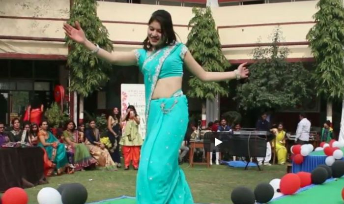 Class 12 Girl's Epic Dance on 'Ban Than Chali Bolo' During Farewell is a Must Watch