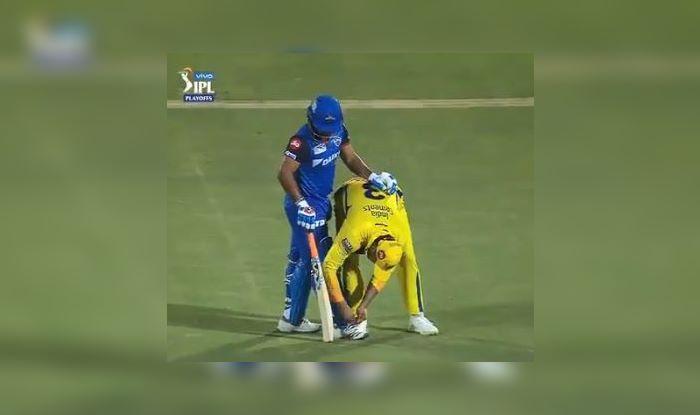 Rishabh Pant Suresh Raina IPL 2019 CSK vs DC