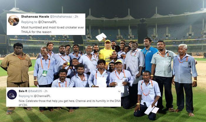MS Dhoni CSK vs DC IPL 2019