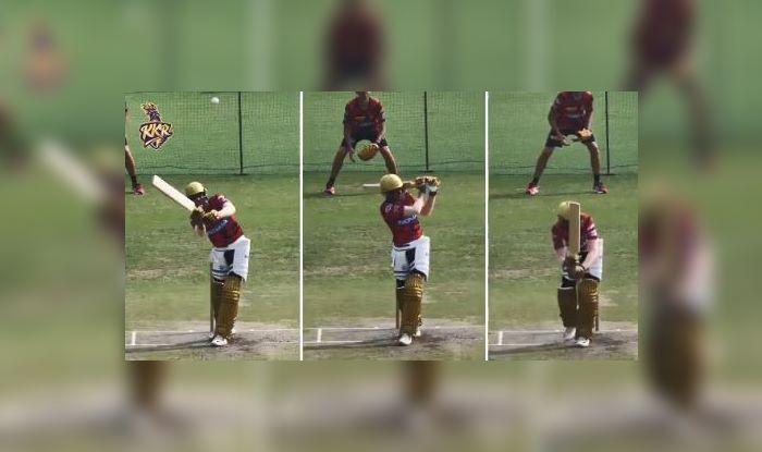 Shubman Gill KXIP vs KKR IPL 2019