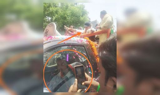 AAP Claims Gautam Gambhir Uses Body Double For Roadshows, Posts Pictures