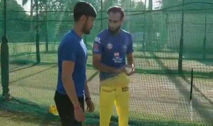 Imran Tahir KXIP vs CSK IPL 2019