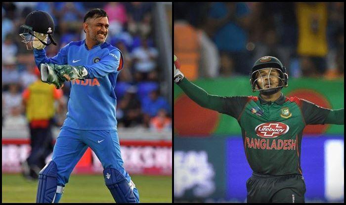 Ireland vs Bangladesh, 6th Match Mushfiqur Rahim MS Dhoni